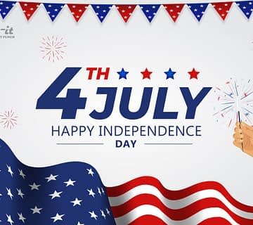 4th of july Embroidery designs