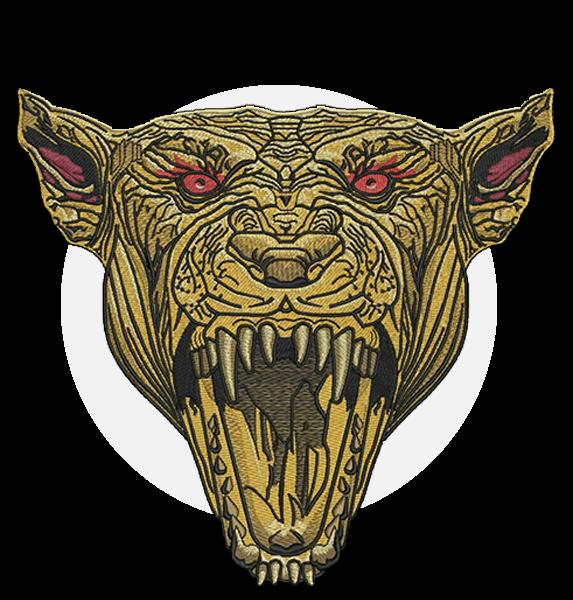 Embroidery Digitizing Logo